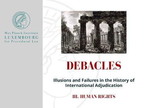Debacles III. Human Rights