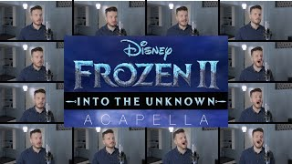 Download lagu Frozen 2 - Into the Unknown (ACAPELLA) Panic! At The Disco