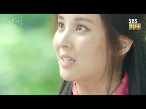 TAEYEON (SNSD) - All With You , Baekah-Woohee ( Moon Lover / Scarlet Heart Ryeo )