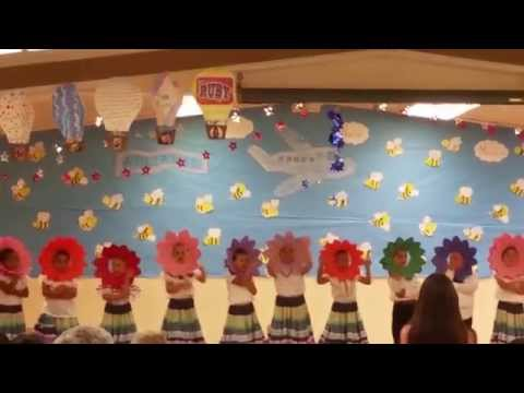 Adelante dual Language Academy Kinder & 1st dance