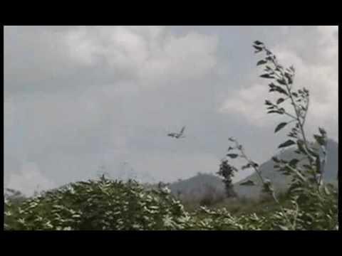 ATR, Boeing and EmbraerLegacy, Landing at Toncontin. MHTG Honduras.