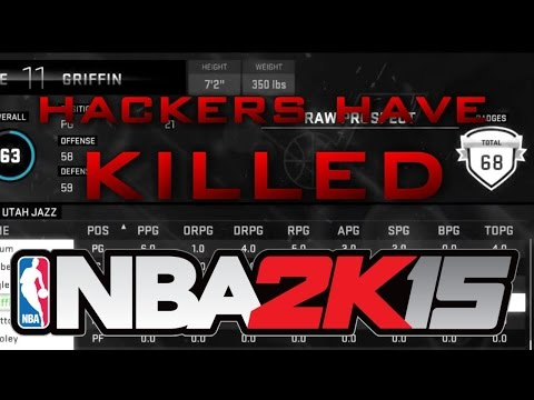 Hackers have killed NBA 2K15