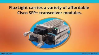 Cisco SFP+ Transceivers