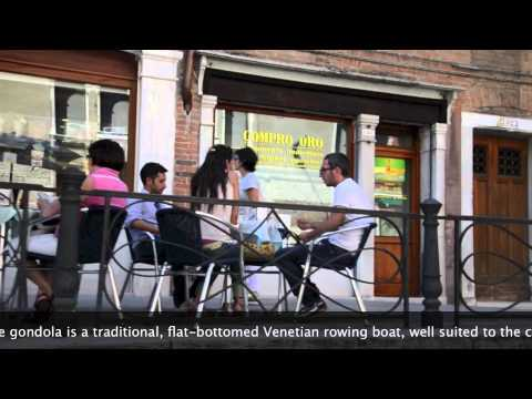 5 Minutes of Venice Gondola Ride for