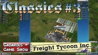 Classics Freight Tycoon #3 Der LKW Logistik und Wirtschaftssimulator deutsch HD Let