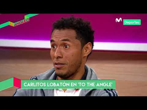 """Carlos Lobatón en Al Ángulo: """"Claudio Pizarro fue mi capitán en la Selección"""""""