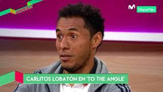Carlos Lobatón en Al Ángulo: