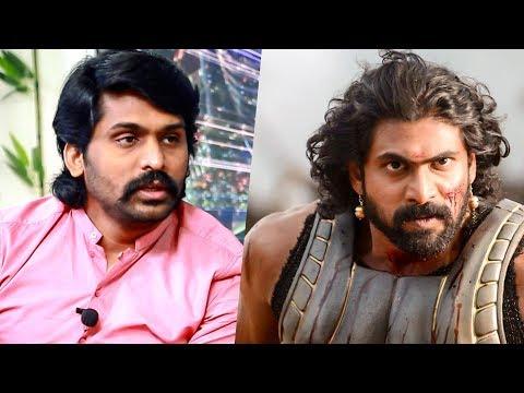 "Baahubali Series: ""I Auditioned for Baahubali Raana's Character"" - Actor Arjai | US 68"