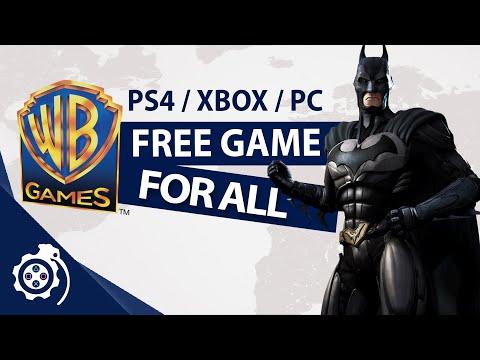 Spela Injustice: Gods Among Us Helt gratis just nu