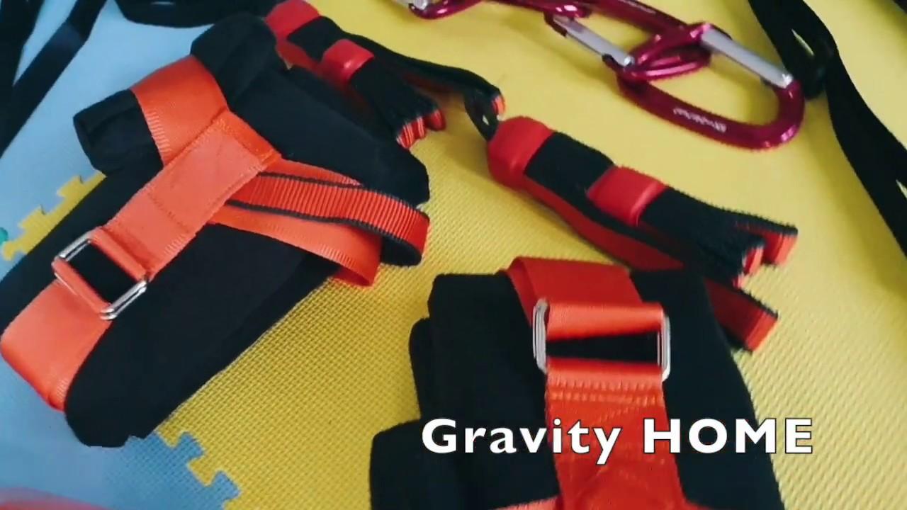 Комплект снаряжения Gravity Home для самостоятельных занятий дома от Андрея Молодцова