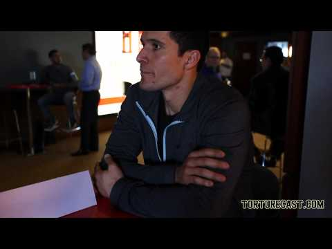 Interview with San Francisco Giants reliever Javier Lopez