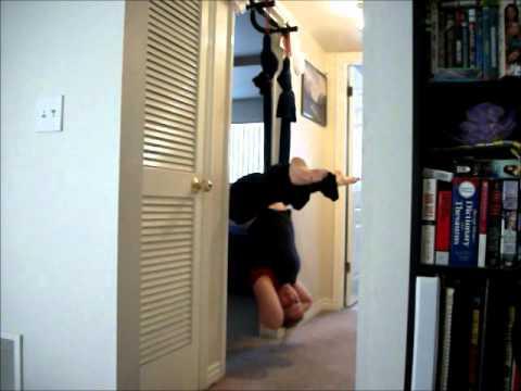 Hope Fitness Mini Yoga Hammock Exercises Youtube