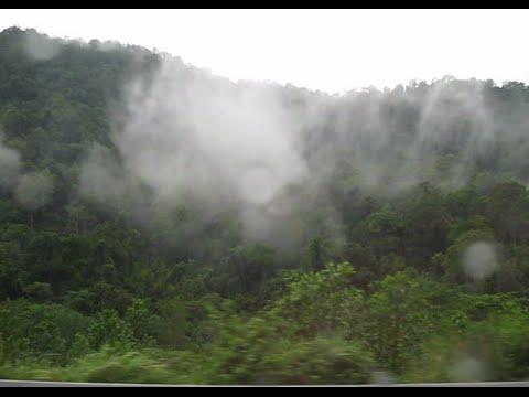 Beautiful Clouds: Kuala Lumpur to Genting Highlands - (Malaysia)