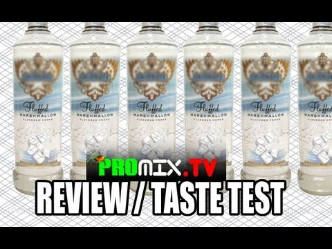 Smirnoff Marshmallow  Review / Taste Test
