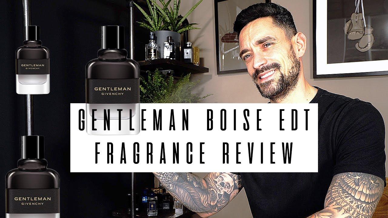 Givenchy Gentlemen Eau de Parfum Boisée   Fragrance Review