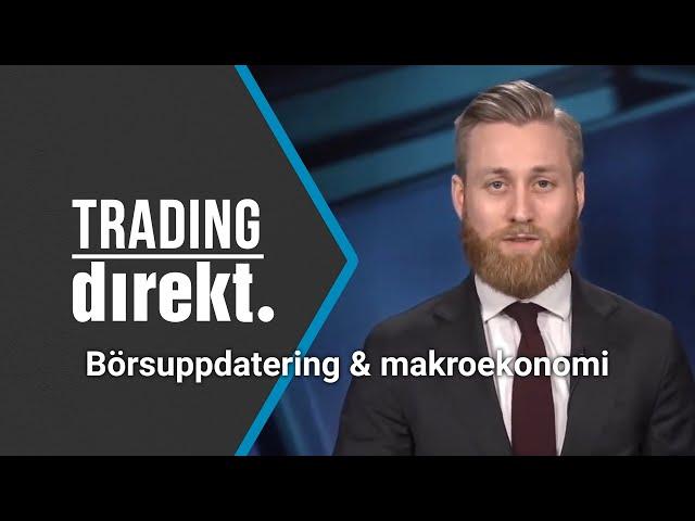 Trading Direkt 2020-12-04: Börsnyheter, teknisk analys och makroekonomi!