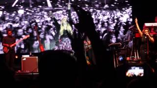 "Meghan Trainor performs ""Good To Be Alive"" @ JBL Live Pier 97 Concert"