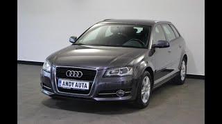 Video prohlídka: Audi A3 - 2012 - 19347