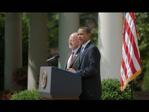 President Obama Nominates James Clapper as Director of National Intelligence