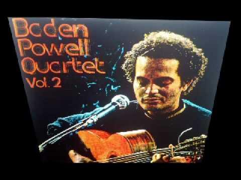 Baden Powell Quartet Vol 2  Cidade vazia    Canção do filho