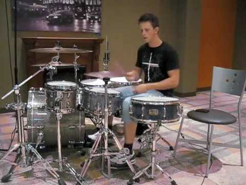 Funky Cold Medina - Drum Cover - (Chase)