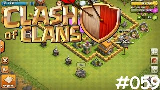 Let's Play Clash of Clans #059 [Deutsch] [HD] [PC] - 7 Tage lang 2x Loot
