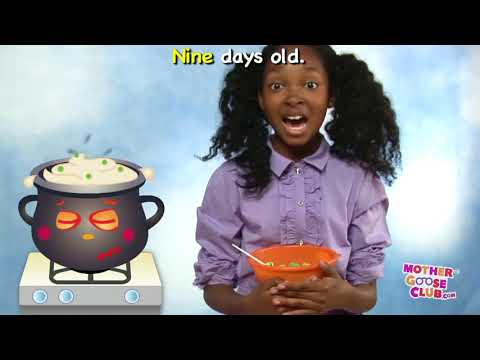 Pease Porridge Hot   Mother Goose Club Playhouse Kids Video H3wR0n80ot8 f136