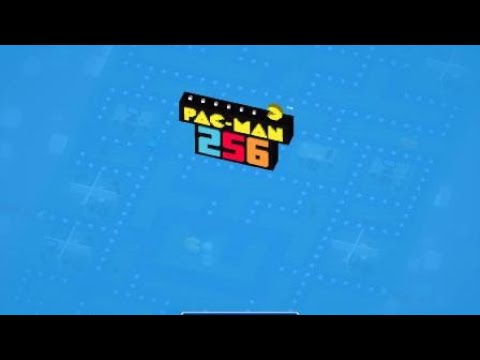 PAC-MAN 256: Double 256 (PS4 Gameplay)