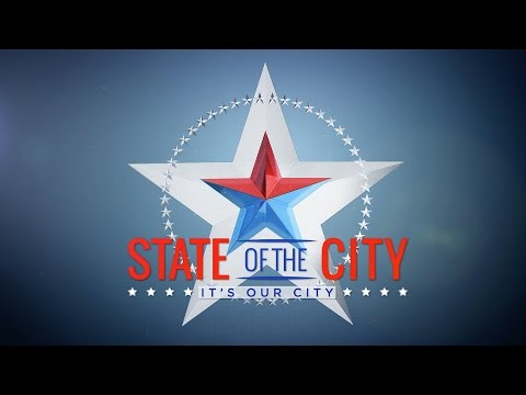 McAllen State of the City 2017