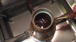 Kunnon kahvia kotikeittiössä. Jakso 10: Cezve / Ibrik - itämaisen kahvin valmistaminen
