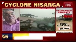 Cyclone Nisarga Makes Landfall | Watch India Today Exclusive Ground Report