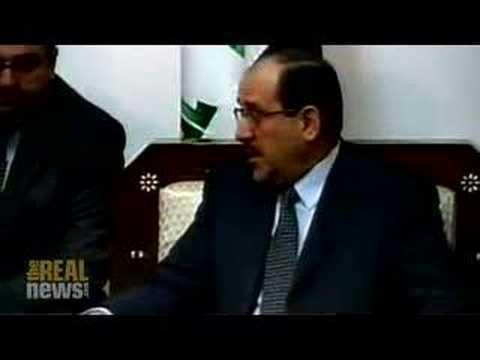 Baghdad violence disrupting everyday life