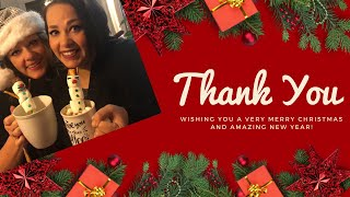 December 2019 VLOG - Merry Christmas Y'all