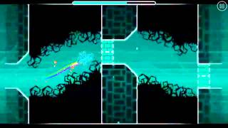Geometry Dash- Dorabae- Difficult 7- Dorabae 100% complete