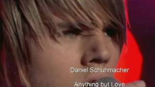 Daniel Schuhmacher Anything but Love
