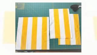 Как сшить наволочку на подушку. Мастер класс(Как сшить наволочку на подушку. тот проект подойдёт для тех, кто только познает швейное мастерство! http://dachasvo..., 2014-06-29T07:32:36.000Z)
