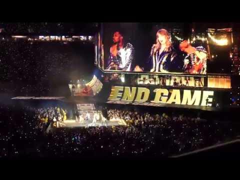 Taylor Swift - End Game (reputation Stadium Tour Santa Clara)