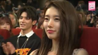 Video 161116 Im Yoona, Baekhyun & EXO win Most Popular Awards @ 2016 아시아 아티스트 어워즈 Asia Artist Awards download MP3, 3GP, MP4, WEBM, AVI, FLV Januari 2018