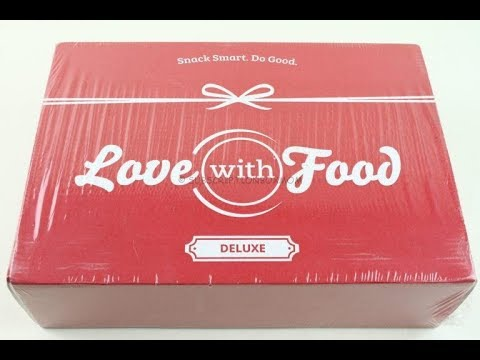 Love with Food Box September 2018