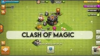How to download clash of magic s1 apk Th12 update 2018