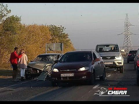 Жуткое ДТП в Башкирии: мотоцикл и легковушка столкнулись 'лоб в лоб'