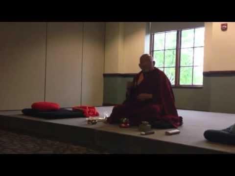 Arjia Rinpoche on enlightenment