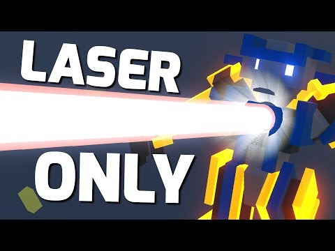 THE LASER CHALLENGE (Clone Drone in the Danger Zone)