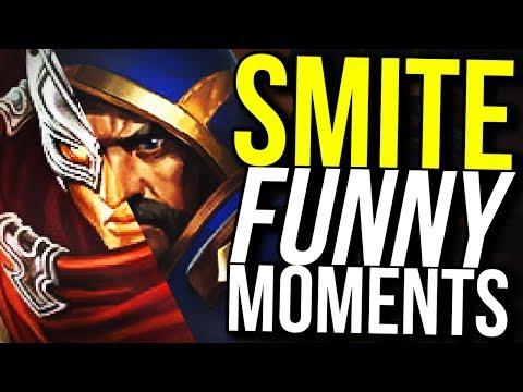 NEW 3 HUNTER META! (Smite Funny Moments)