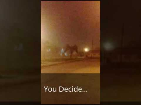 Demon or Angel? Authentic pictures from Baton Rouge LA