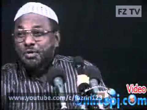 Position of Dreams in Islam by PJ (tamil)
