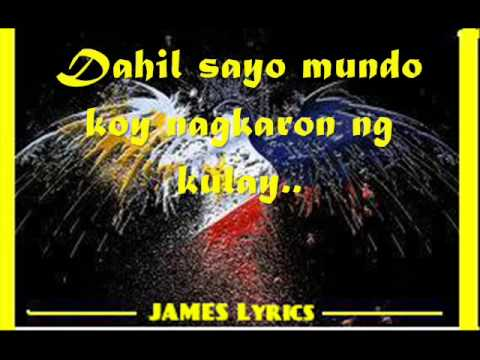 Dahil Sayo-One Family Lyrics Ft.'JamCris(22)'