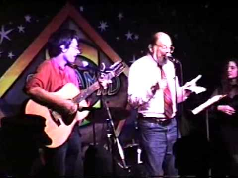 Allen Ginsberg Live at the Pyramid Club 1989