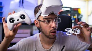 Il mini drone PERFETTO PER IMPARARE L'FPV - Kit completo di tutto!