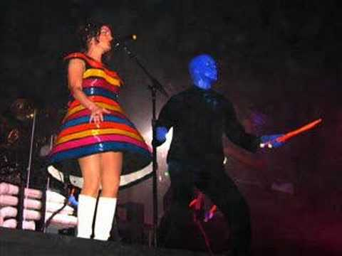 Blue Man Group  Arco Arena  Sacramento 11808